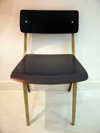 "Friso Kramer ""Coupling Chairs"" chairs.  Lot of (6) chairs available Great condition c. 1960 Price: Upon request"